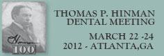 2012 Hinman Dental Meeting