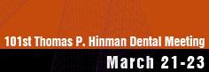2013 Hinman Dental Meeting